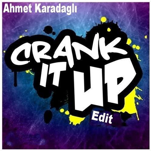 David Guetta Feat. Akon - Crank It Up (Ahmet Karadaglı Edit) 320 Full