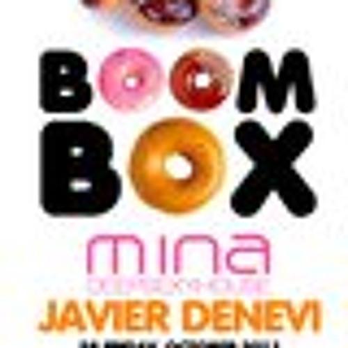MINA BOOMBOX BA*