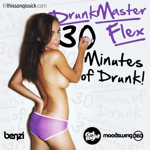 BENZI aka Drunkmaster Flex   30 Minutes of Drunk