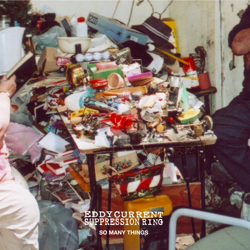 "Eddy Current Suppression Ring ""You Don't Care"" // 'So Many Things' Out Now On Goner Records"