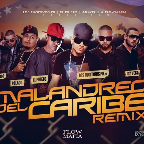 Malandreo del Caribe (Official Remix)