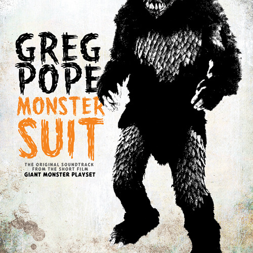 Greg Pope: Monster Suit