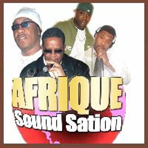 Afrique Sound System (Oldies/Vintage Selection) Brooklyn New York 19.1.94