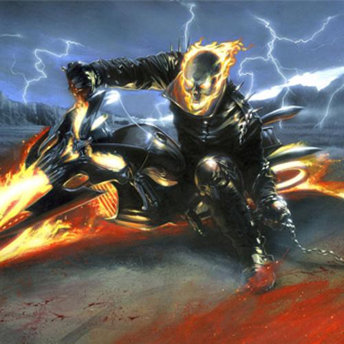 El-B Ghost Rider Lethal Remix ((Cynik Lethal and RSKullcrusha))