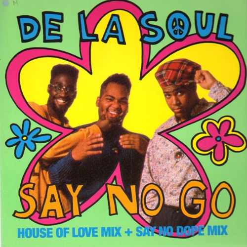 SAY NO GO (Bobby C Sound TV remix)