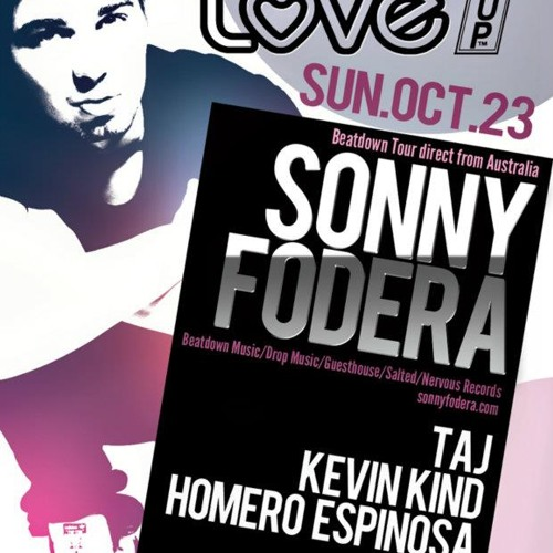 Sonny Fodera Live @ End Up San Francisco October 2011
