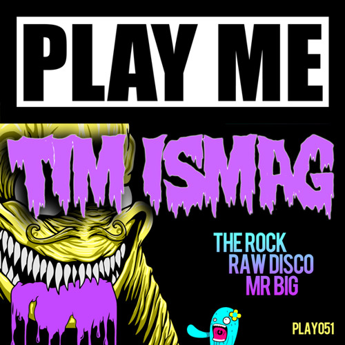 Tim Ismag - Raw Disco (CLIP) OUT NOW !!!