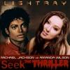 Michael Jackson vs. Amanda Wilson - Seek The Thriller (Lightray Mashup)