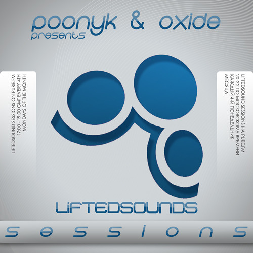 Forgotten feat. Blackfeel Wite - Earth (1Touch Remix) @ Poonyk & Oxide - LiftedSounds Sessions 009