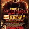 PRIME NIGHTCLUB Halloween party $500 costume contest 10-28-11