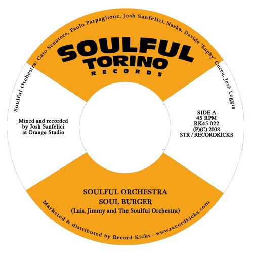 Uptempo | The Soulful Orchestra - Soulburger