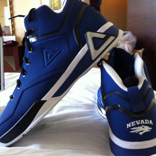 Wolf Pack - University of Nevada Reno Basketball Remix