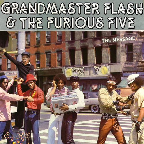 The Message - Grandmaster Flash & the Furious Five (DJ Mentos Remix)