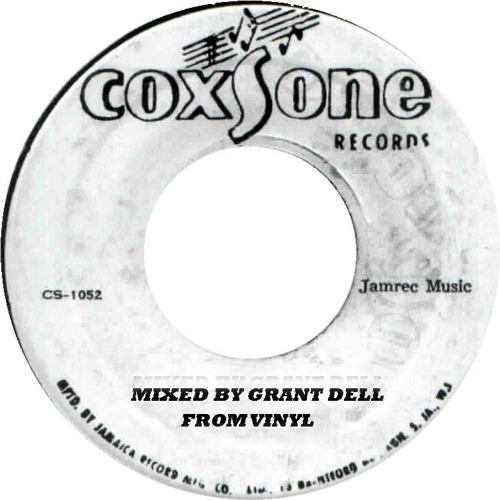 Grant dell's Studio one mix - Mixed from Vinyl.