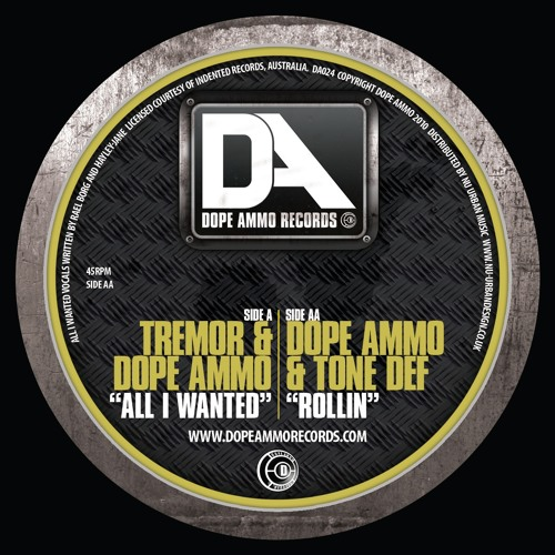 Tremor & Dope Ammo - All I Wanted