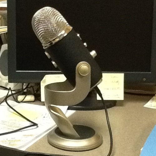 Blue Yeti microphone trials at Cleveland Community College