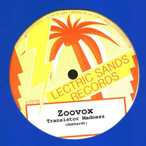 LSR-1002A - Zoovox - Transistor Madness