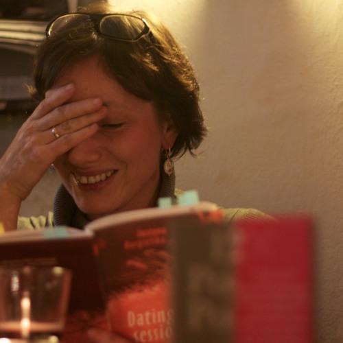 Justyna Bargielska, Café Fra 25. října 11