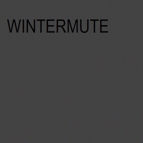 JLU - Wintermute [Just Like You - Ministry Cover] (1997)