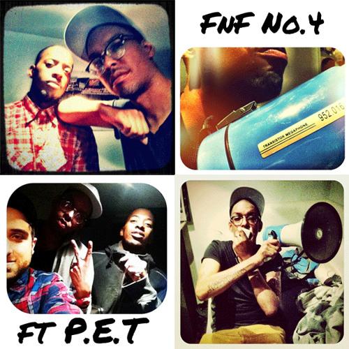 Revilo presents F.N.F No.4 ft P.E.T - Clockeyed