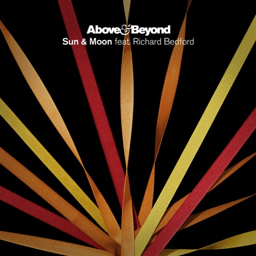 Above & Beyond - sun and moon