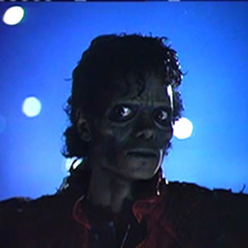 "Mr. Funkyshit aka Abe Froman presents MJ ""Thriller"" Halloween gem...."