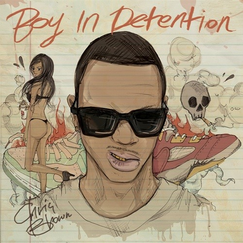Chris Brown-Your Body Prod By Hudson Mohawke