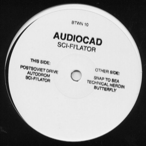 Audiocad - Postsoviet Drive