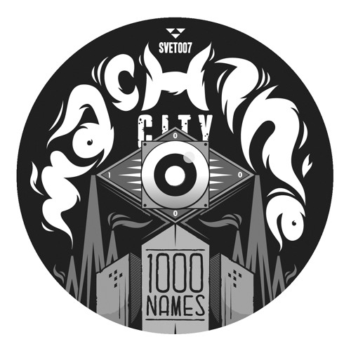 1000names - The Machine City EP teaser