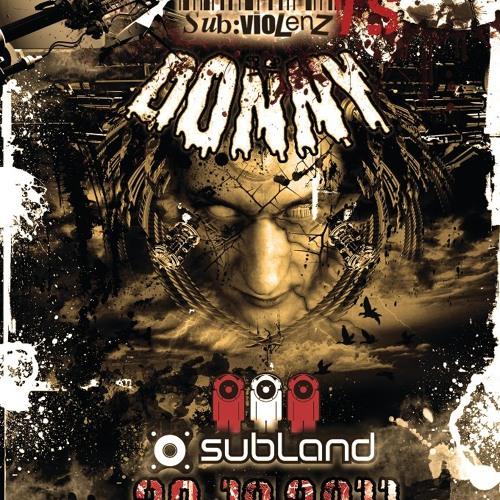 Part 5 monolog liveset @ subland 29.10.2011. Barcode vs subviolenz / skank
