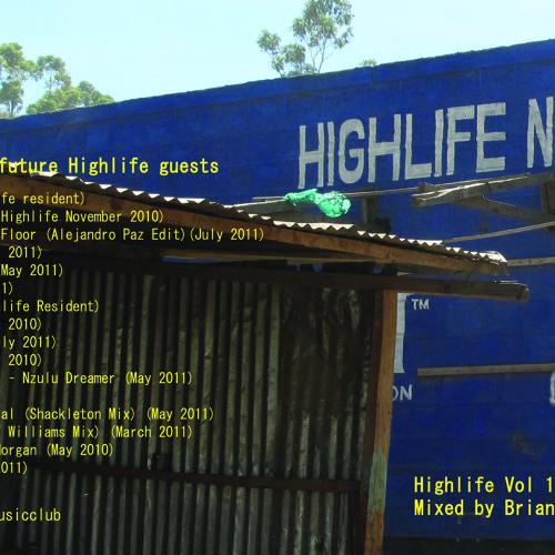 Auntie Flo - Highlife Mix