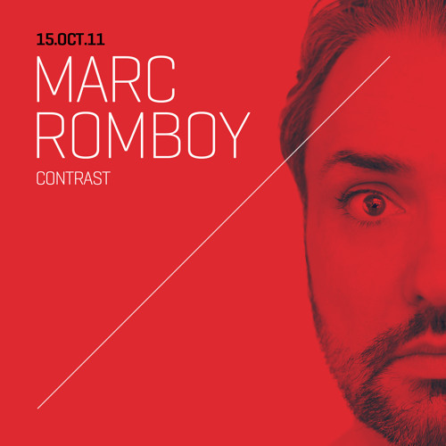 Marc Romboy 3h Set @ Bahrein Club, Buenos Aires, October The 15th 2011