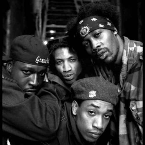 The house that hatred built  ( Unreleased Gravediggaz demo 92 )