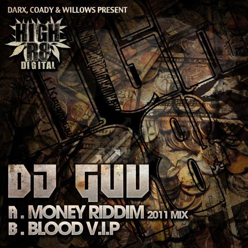 DJ GUV - BLOOD VIP - HIGHR8DIGI007 B OUT NOW !!