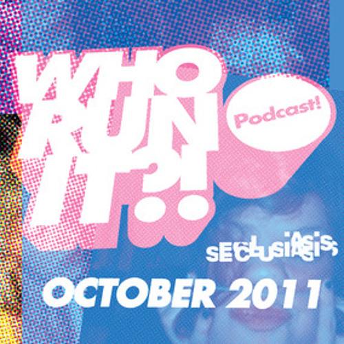 Slick Shoota - Who Run It October 2011 Mix