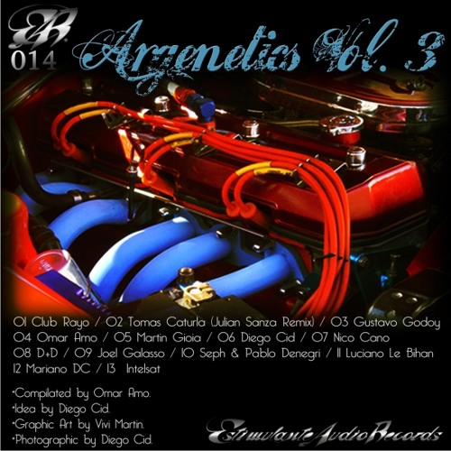 (12) Mariano DC - The Green Roots (Original Mix)