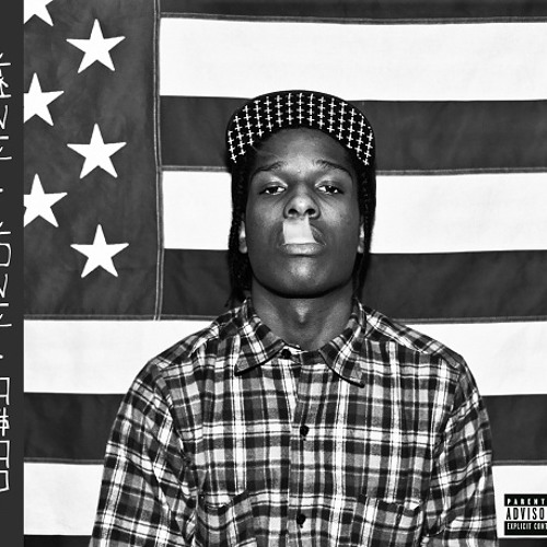 09. ASAP Rocky - Keep It G (Feat. Chace Infinite & Spaceghost Purrp) (Prod. By Spaceghost Purrp)