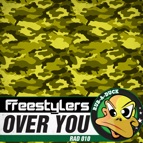 The Freestylers - Over You (Preview)
