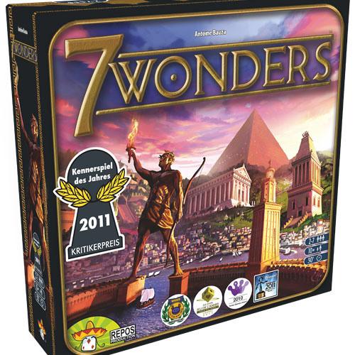 [Grand public] 7wonders