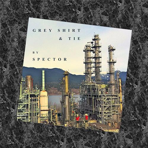 Spector - Grey Shirt & Tie