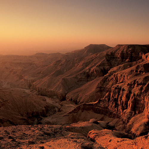 """""""Valley of the Kings"""" composed by Reuben Vincent"""