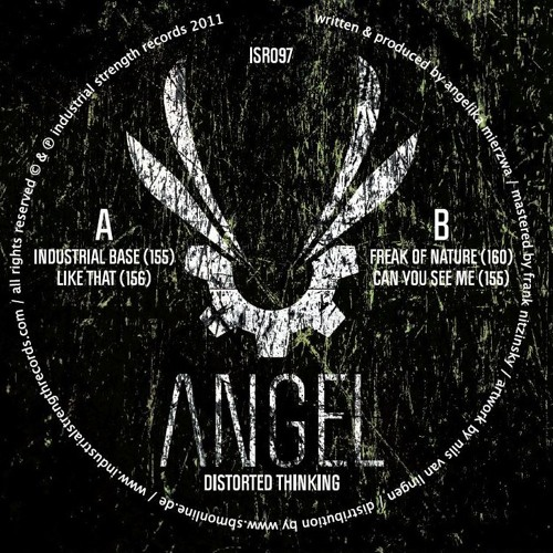 ANGEL - Like That (Industrial Strength Records / ISR097)