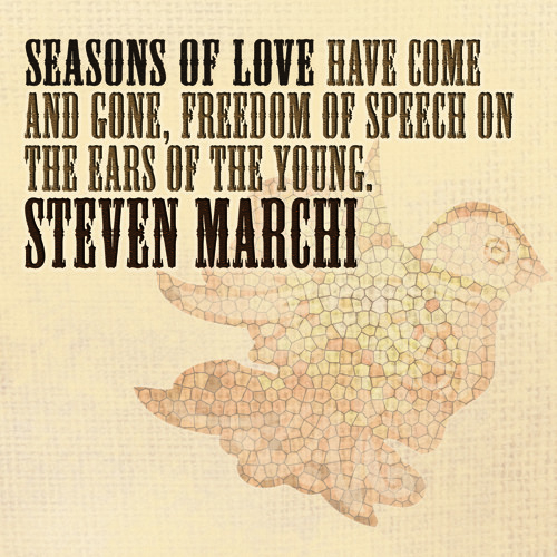 Steven Marchi - Seasons of Love
