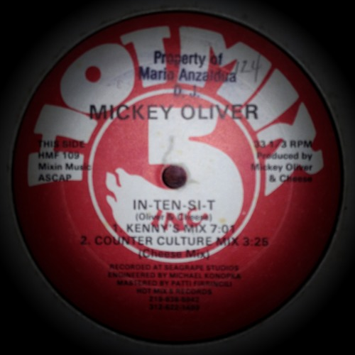Mickey Oliver - IN-TEN-SI-T