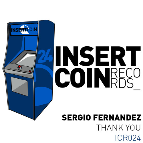Sergio Fernandez - Thank You (Insert Coin Records)