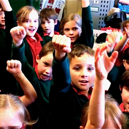 Remember You're Awake - Rotherfield Primary 3/4