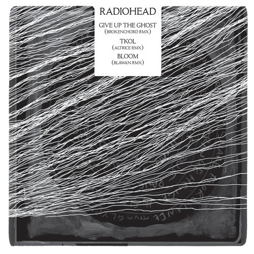 Radiohead - Give Up The Ghost (official rmx)