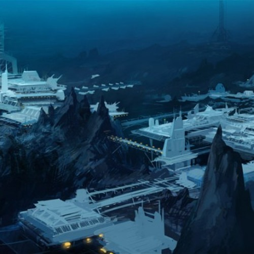 Anci3nt Creature - Under Water Future City (Sneak Peak )