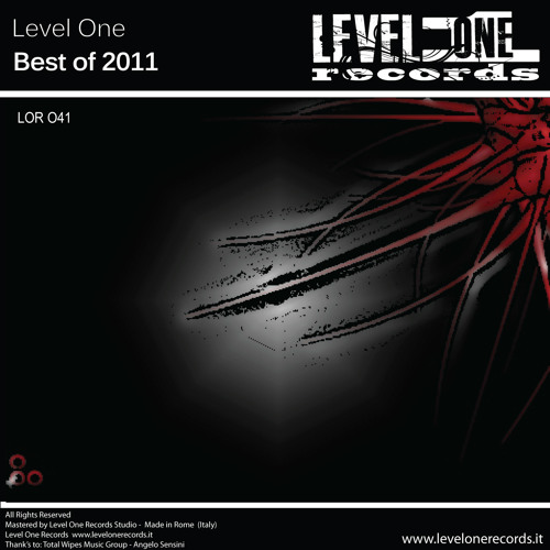 Level One - Best of 2011 (PromoCut)