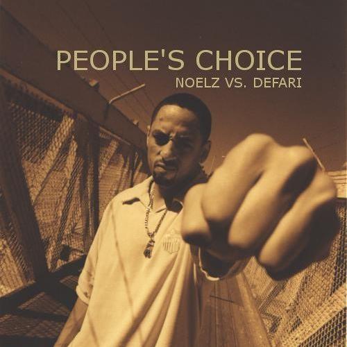 People's Choice (noelz Vs. Defari)